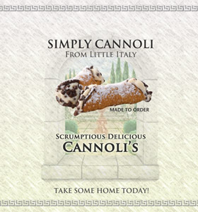 About Simply Cannoli